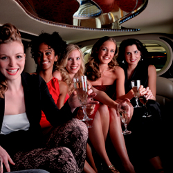 Bachelorette Party Limousine Services