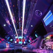 Birthday party buses Limo