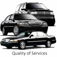 Chicago Limo Services :: Chicago Suburbs Limousines American City Limousine Service